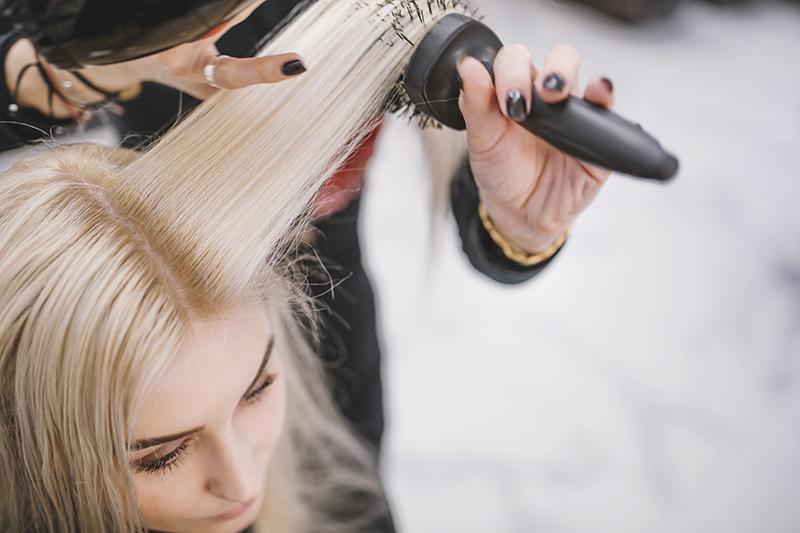 Farbowanie mieszanką Joanna Naturia Srebrny pył i Szlachetna perła