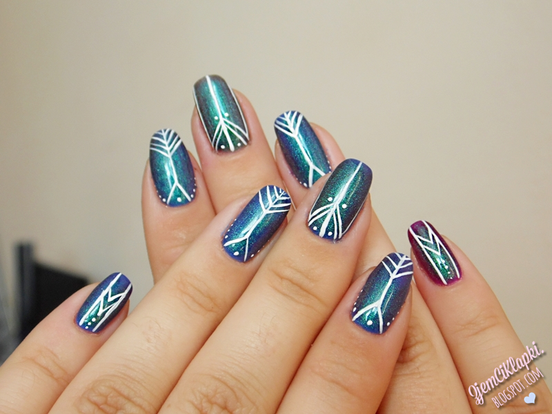 Evo Nails Crazy Aurora