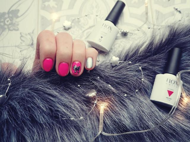 Karnawałowe paznokcie z NOX Nails