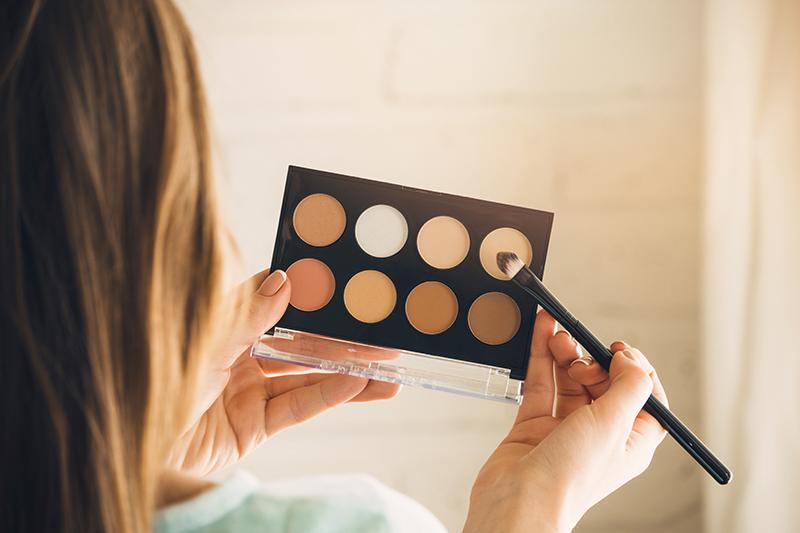 Wypiekane cienie Makeup Revolution
