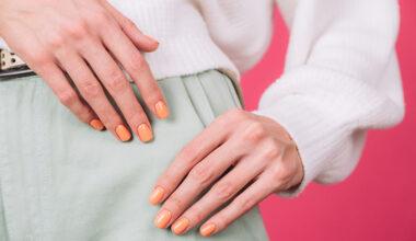 Czy hybryda niszczy paznokcie?