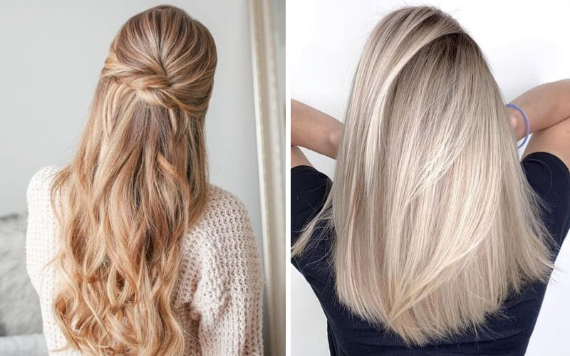 Modne fryzury dla blondynek - TOP 13 inspiracji na blond włosy